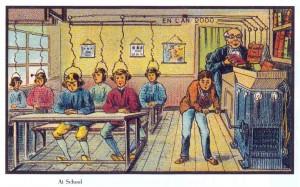 France_in_XXI_Century._School
